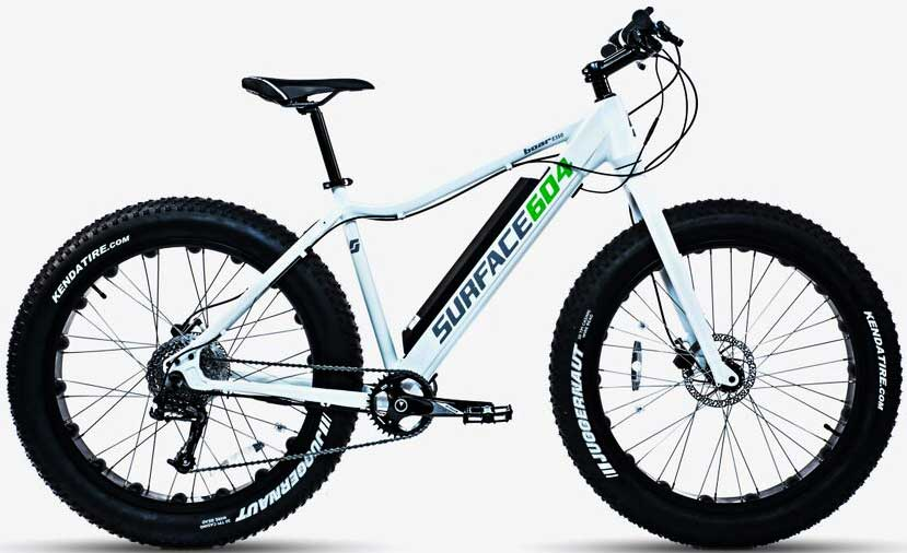 Boar E350 Electric Fat Bike